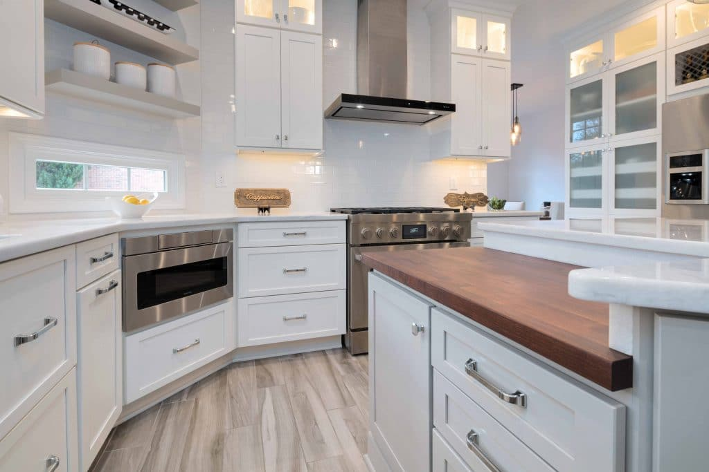 cozy final kitchen remodeling