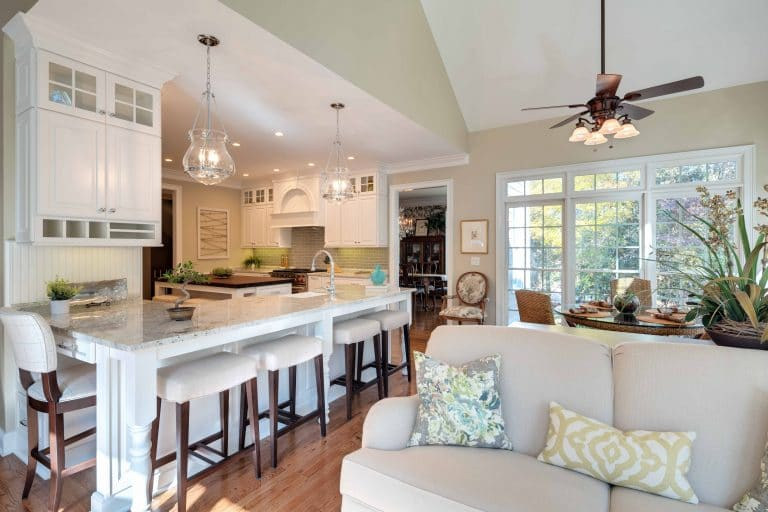 Kitchen remodel project realised by Turan Designs in Peachtree City, Georgia